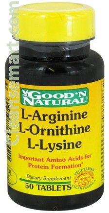 testosterone, l-arginine l-ornithine l-lysine for increase