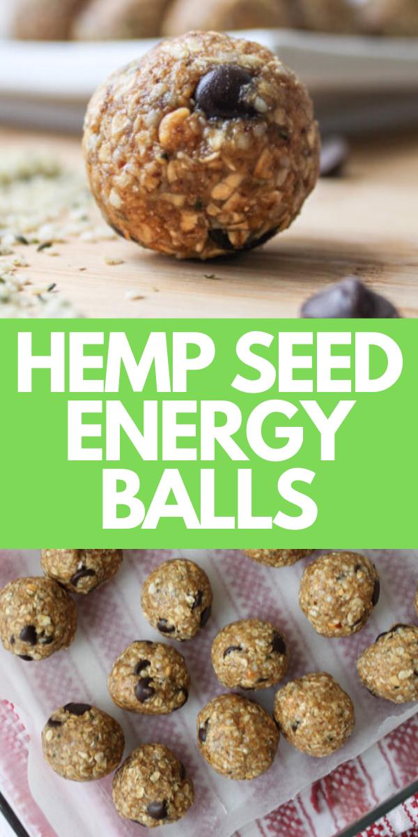 Hemp Seed Energy Balls Delicious Healthy Snack Recipe In 2020 Hemp Seed Recipes Recipes Snacks
