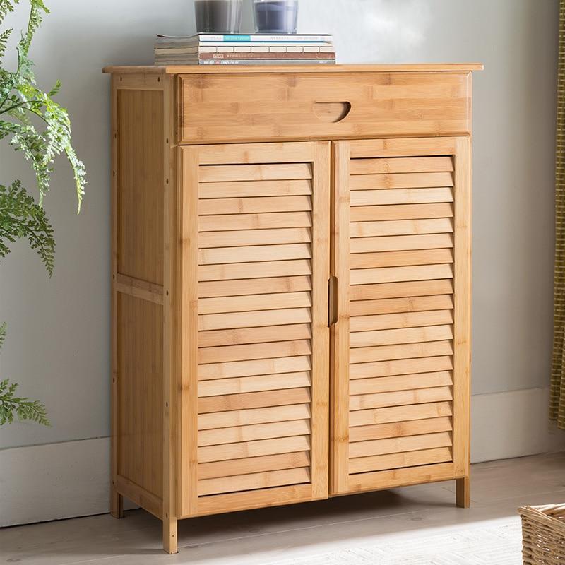 Best Premium Bamboo Furniture Featuring This 2 Door Shoe Rack 640 x 480