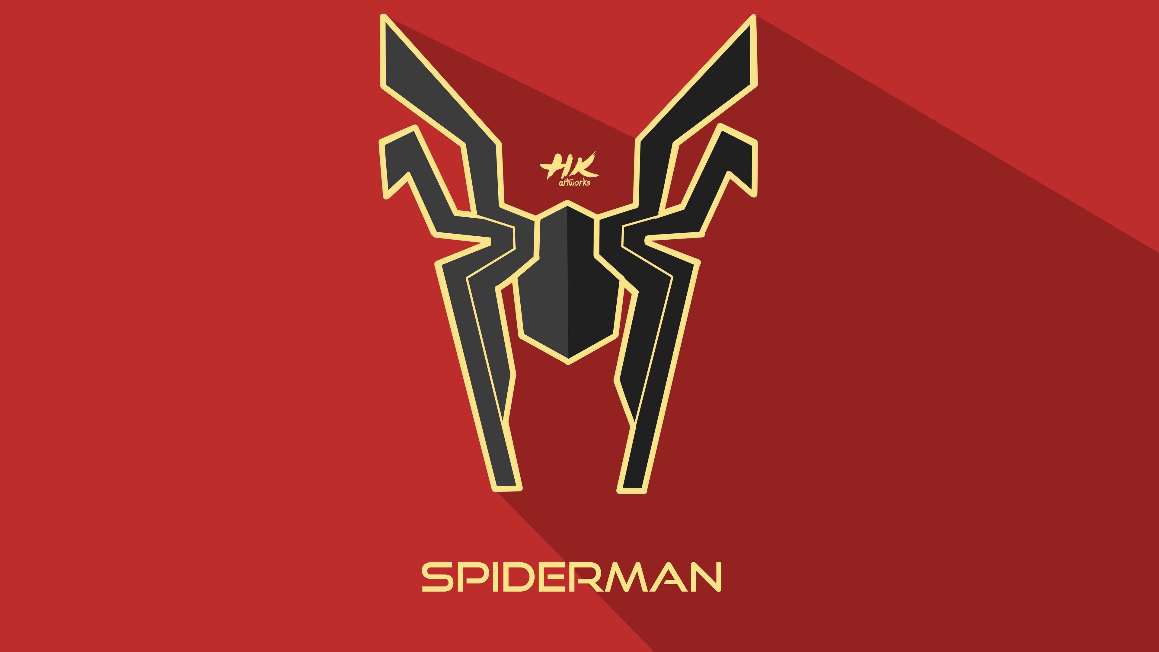 Iron Spider Infinity War Logo Superheroes Wallpapers Spiderman Wallpapers Logo Wallpapers Hd Wallpapers Deviantart In 2020 Iron Spider Spiderman Iron Man Wallpaper