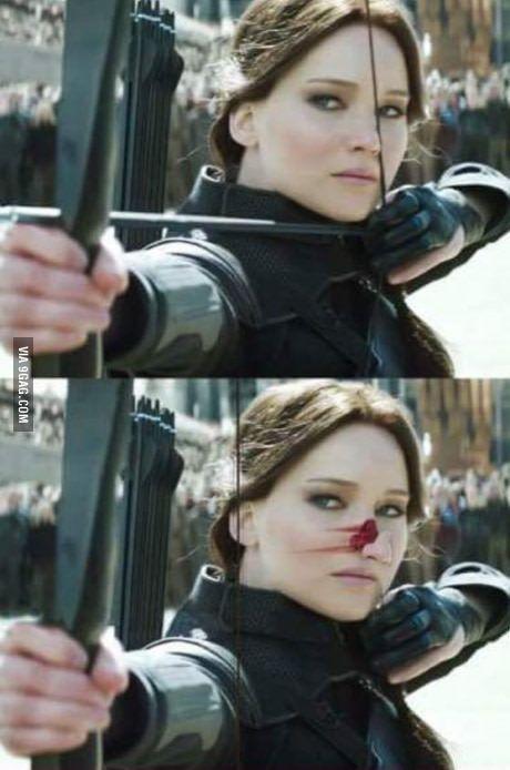 Poor Katniss