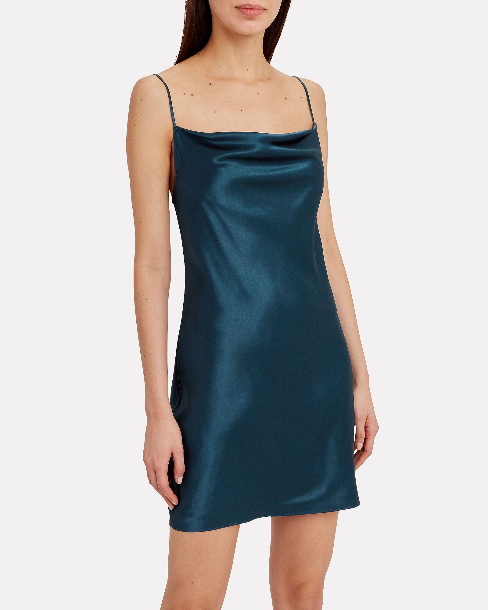 25++ Cowl neck slip dress ideas