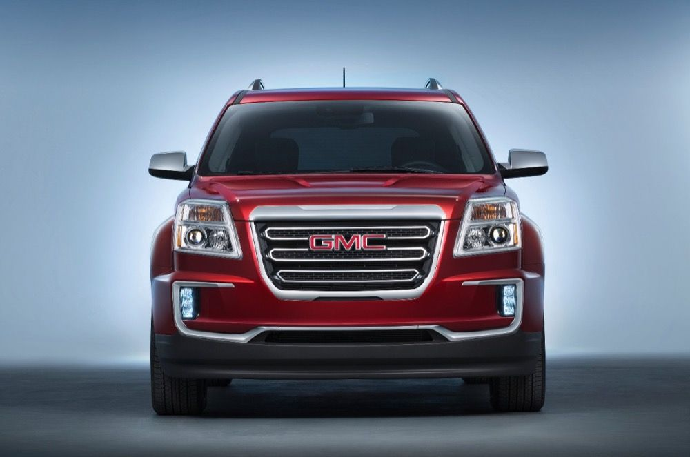 2016 GMC Terrain ing Astonishing and Amazing How many car models