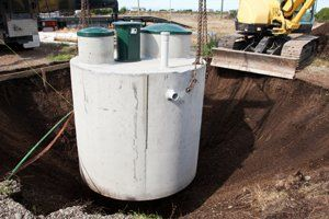 How Much It Costs To Install A Septic System Average Of 2 553 6 725 Septic Tank Installation Septic System Septic Tank