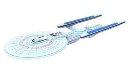 Star Trek Attack Wing: Federation U.S.S. Excelsior @ niftywarehouse.com