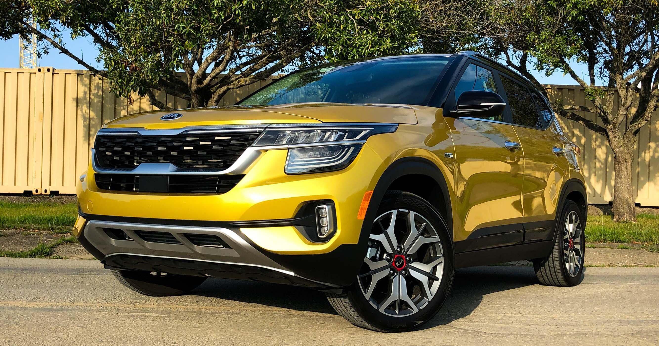 2021 Kia Seltos Review Entry Level Goodness Kia Jeep Renegade Trailhawk Fuel Economy
