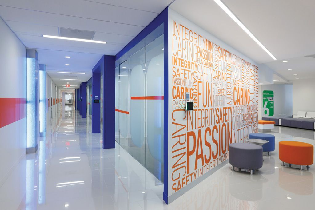 JetBlue's New York Headquarters by HLW