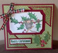 """""""holly"""" by Mary Alfredo on House-Mouse Designs®"""