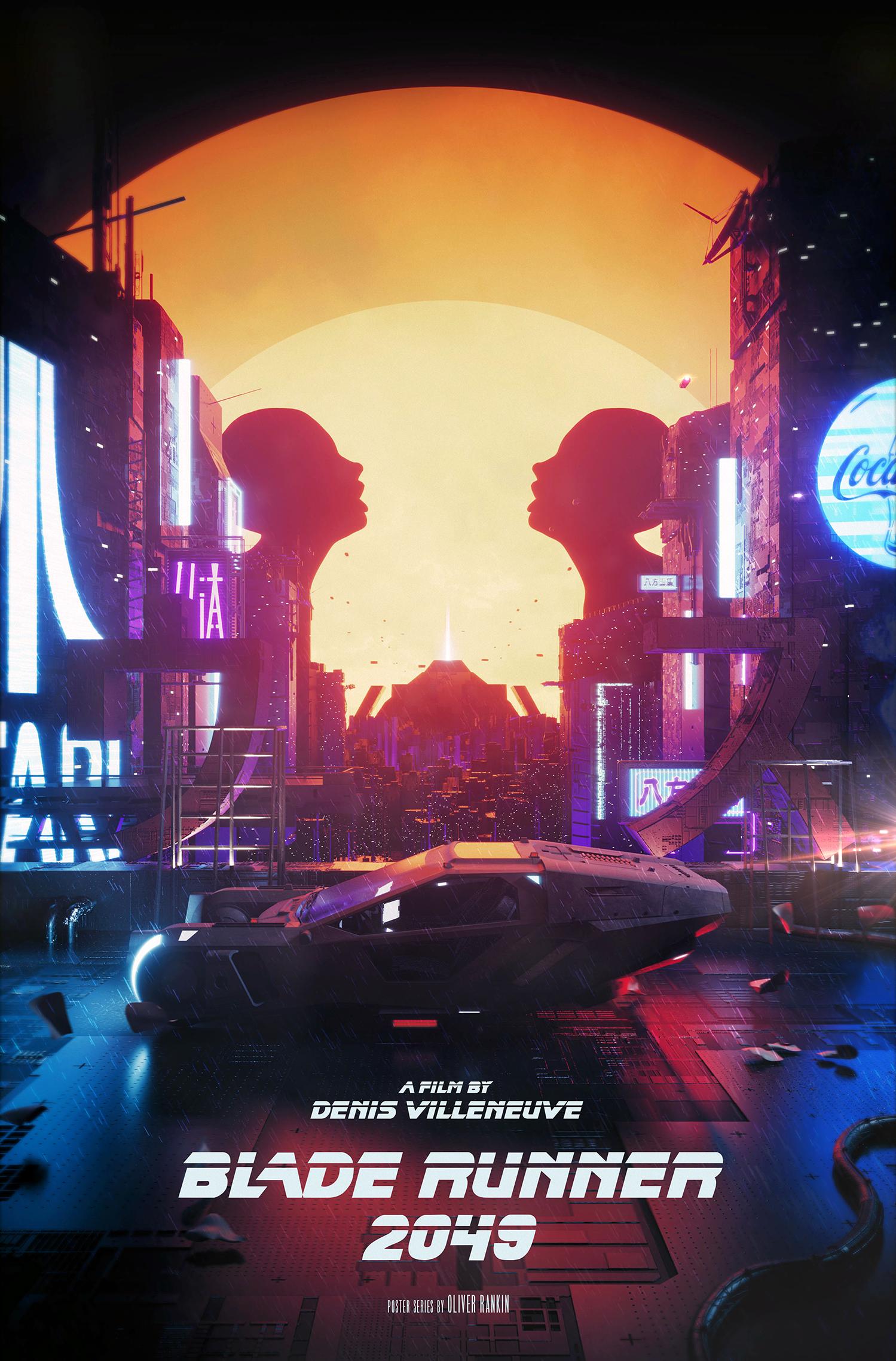 Blade Runner 2049 2017 1499 X 2277 Blade Runner Alternative Movie Posters Blade Runner Art
