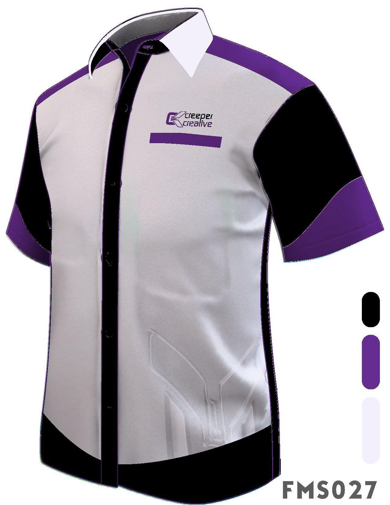 Koprat Design Koprat Design F1 Uniform Corporate Uniform Corporate T