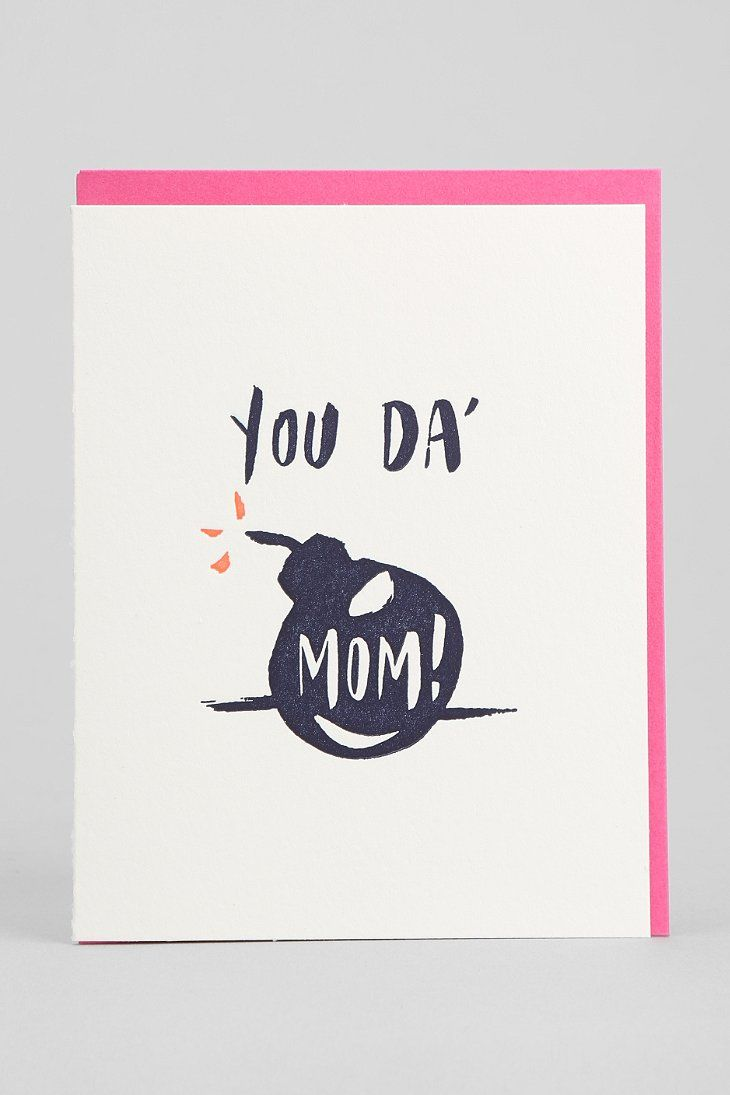 urban outfitters gift card ladyfingers letterpress youda bomb mom card products i 7152