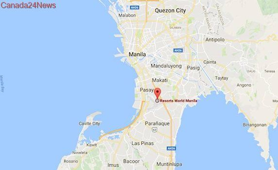Resorts World Manila on lockdown following sounds of gunfire, explosions