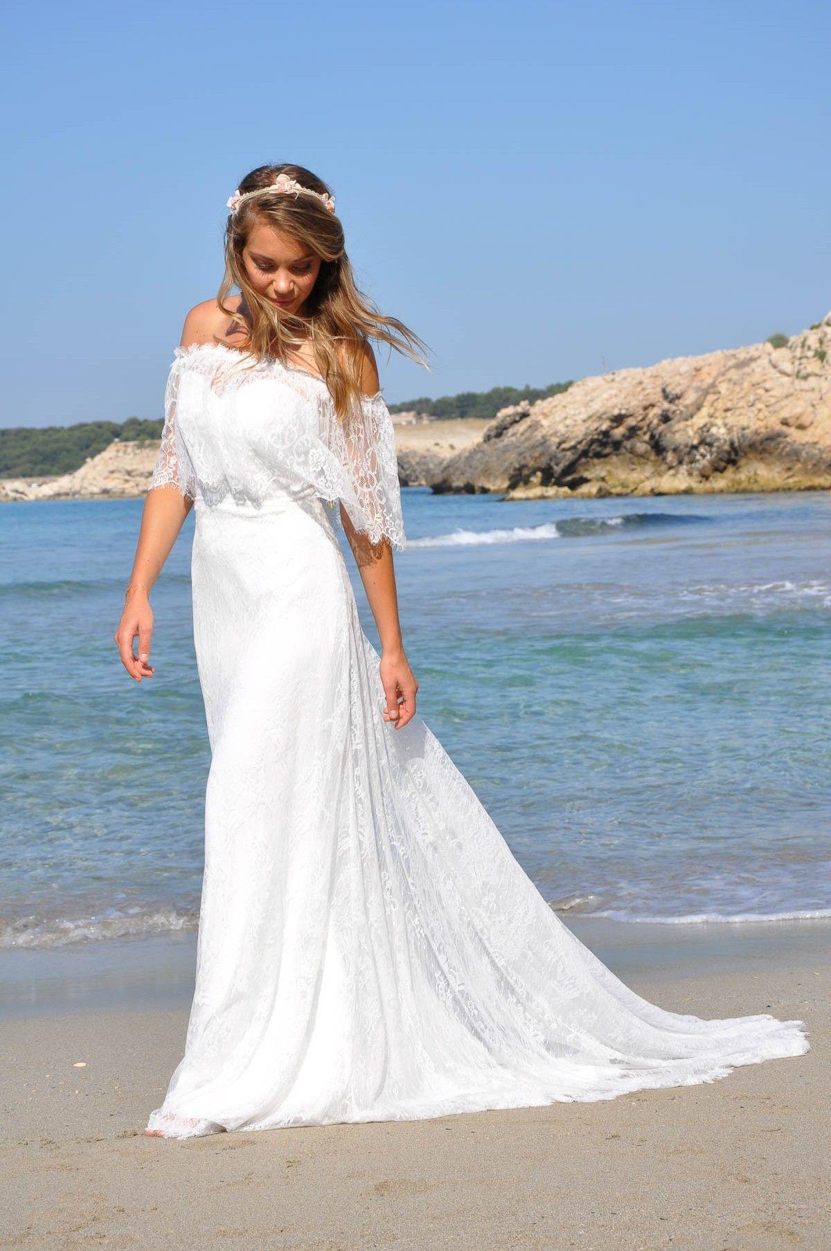 Les Mariees De Provence Tenues De Mariees En 2019 Robe
