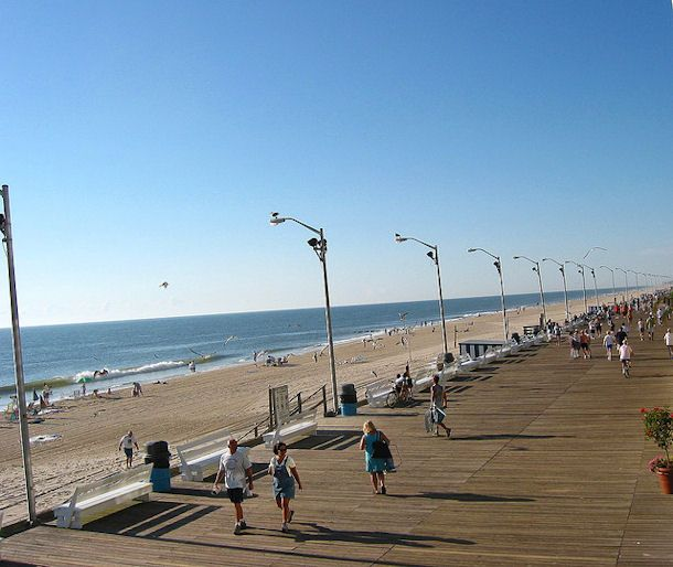 East Coast Boardwalks Are The Best French Fries Corn Dogs And Salt Water Taffy Mmmmm