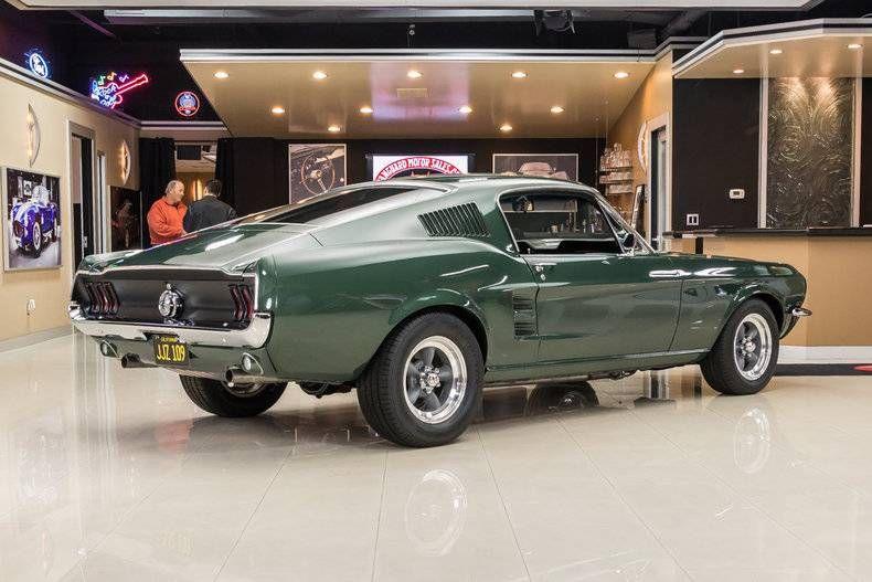 1967 Ford Mustang Fastback Bullitt Mustang Fastback Ford