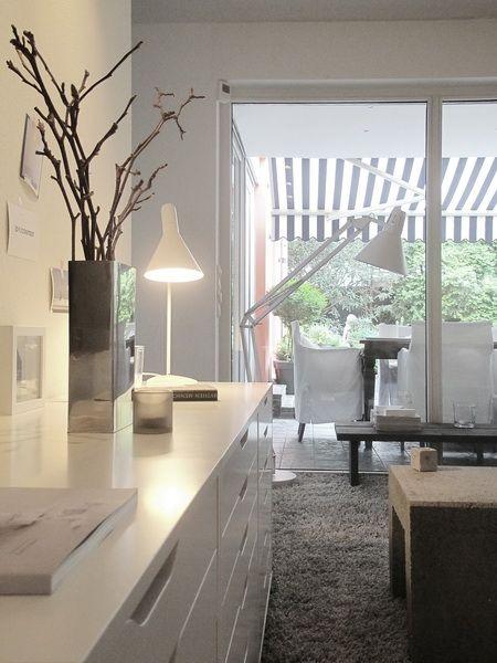 Weiss + Grau Wohnzimmer Pinterest Weiss, Grau und - wohnzimmer grau schwarz weis