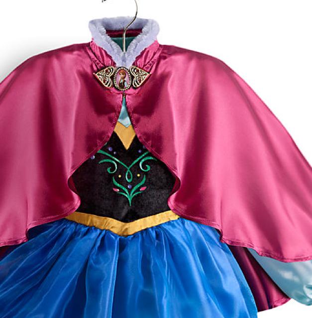 Mallia prinsessahameeseen disneyttäin. Frozenin puvut ovat suosikkejani kaikista Disneyn animaatioiden puvuista.