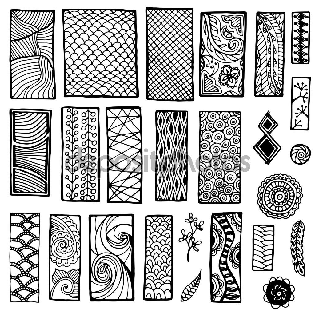 44 Awesome Doodling Designs Templates Images