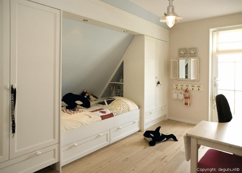 Kinderkamers Op Zolder : Leuk idee kinderkamer zolder ideeën huis pinterest zolder