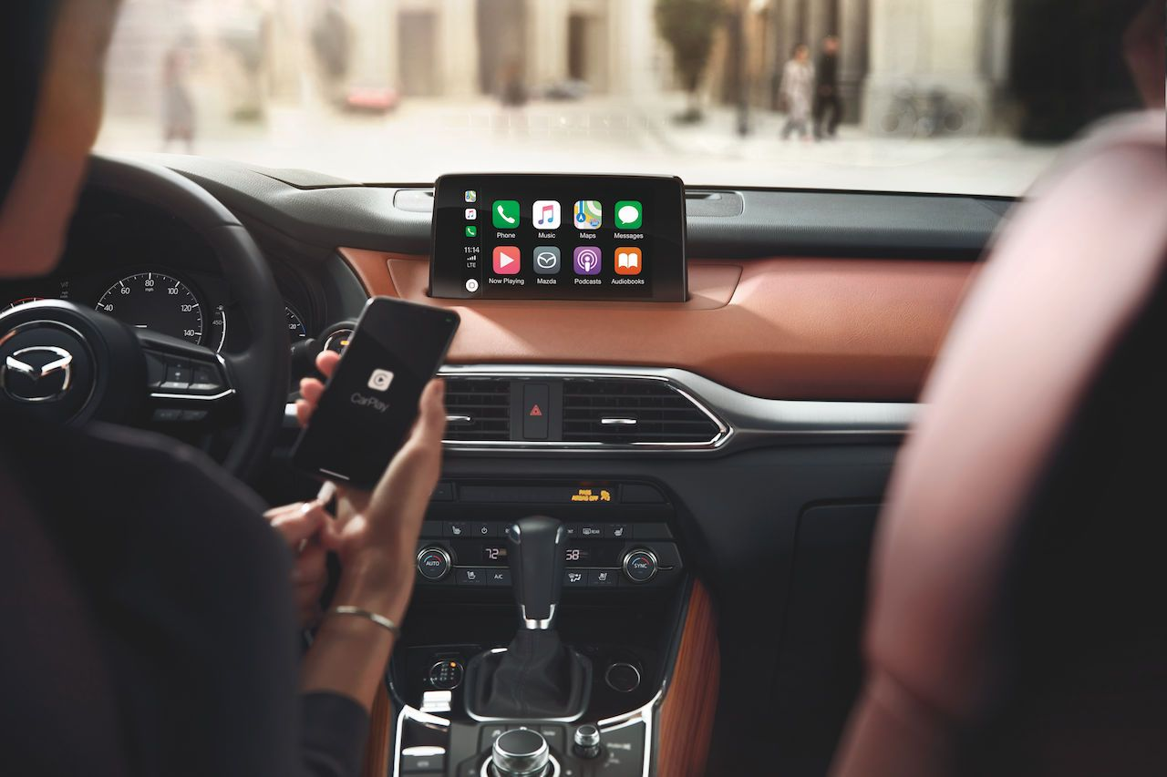 Apple Car Play Mazda, Apple, Smartphone