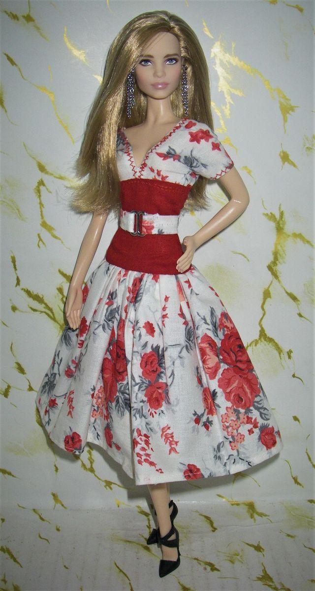 Barbie Nathalia Vodianova #oyuncakbebekelbiseleri