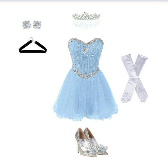 Cinderela look
