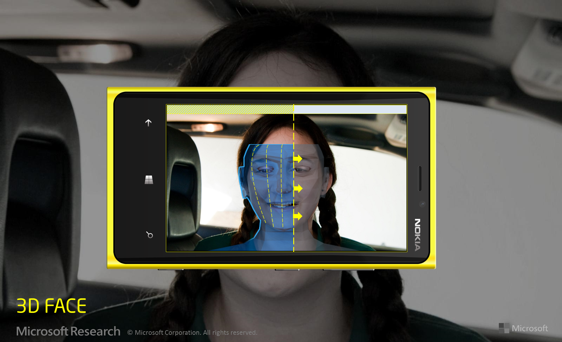 Windows Mobile 3D Face Scanner APP | Research (1/1