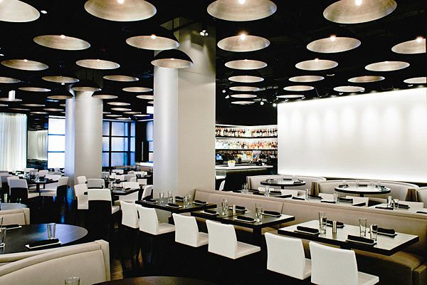 RPM-Guiliana and Bill's new restaurant in Chicago.