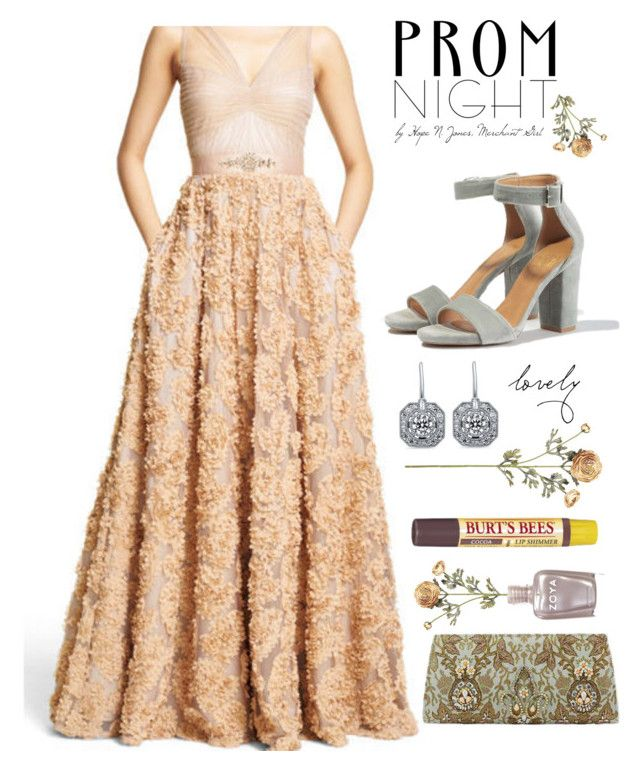 """Prom Night For The Vintage Girl"" by merchantgirl ❤ liked on Polyvore featuring NOVICA, Badura, Hermina, BERRICLE, vintage, PROMNIGHT, hopenjones and merchantgirl"
