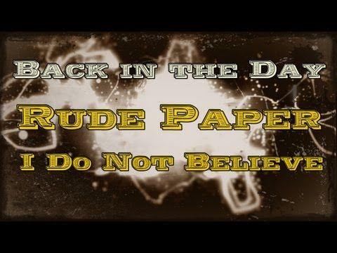 Rude Paper - 믿지않아 (I Do Not Believe) MV Reaction (뮤직비디오)(리액션) Grissle Ed...