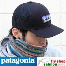 9885abc7c95 Gorra Patagonia Trucker black