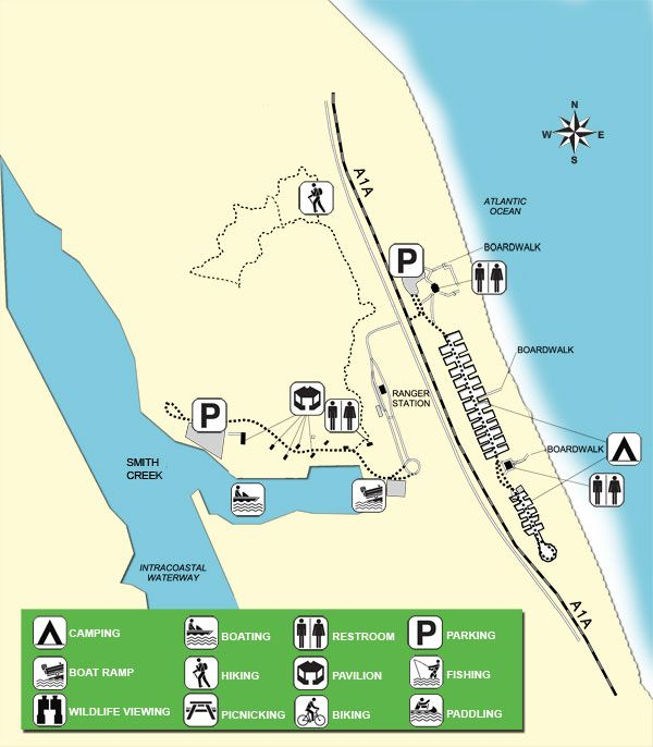 Gamble rogers state park camping reviews ubc gambling addiction research