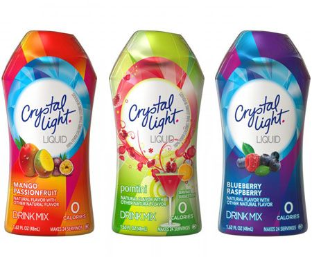 Crystal Light Liquid Only 0 99 At Target Water Enhancer Crystal Light Crystal Light Flavors