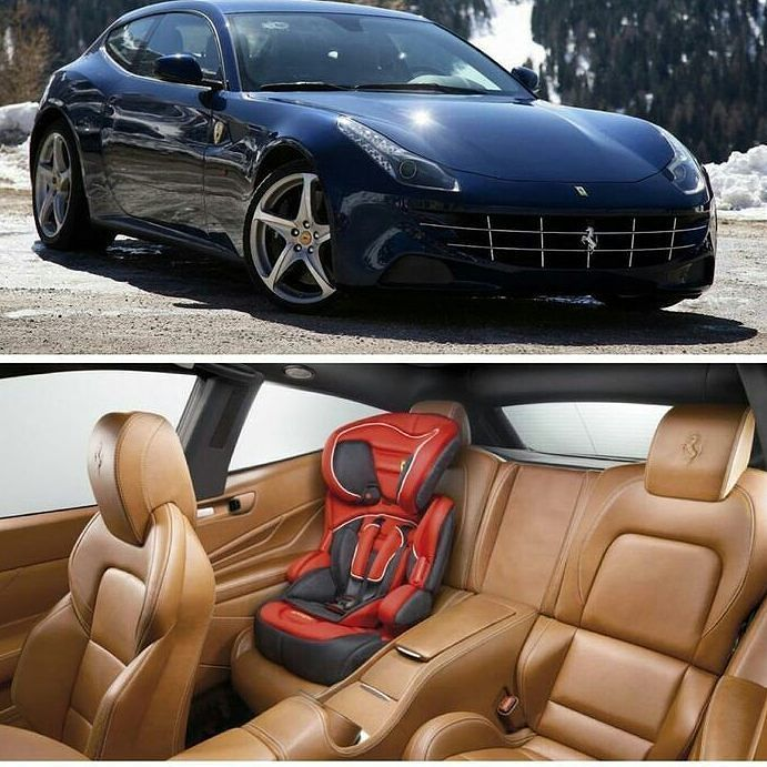 Maybee A Ferrari For The Family.. Not To Shabby