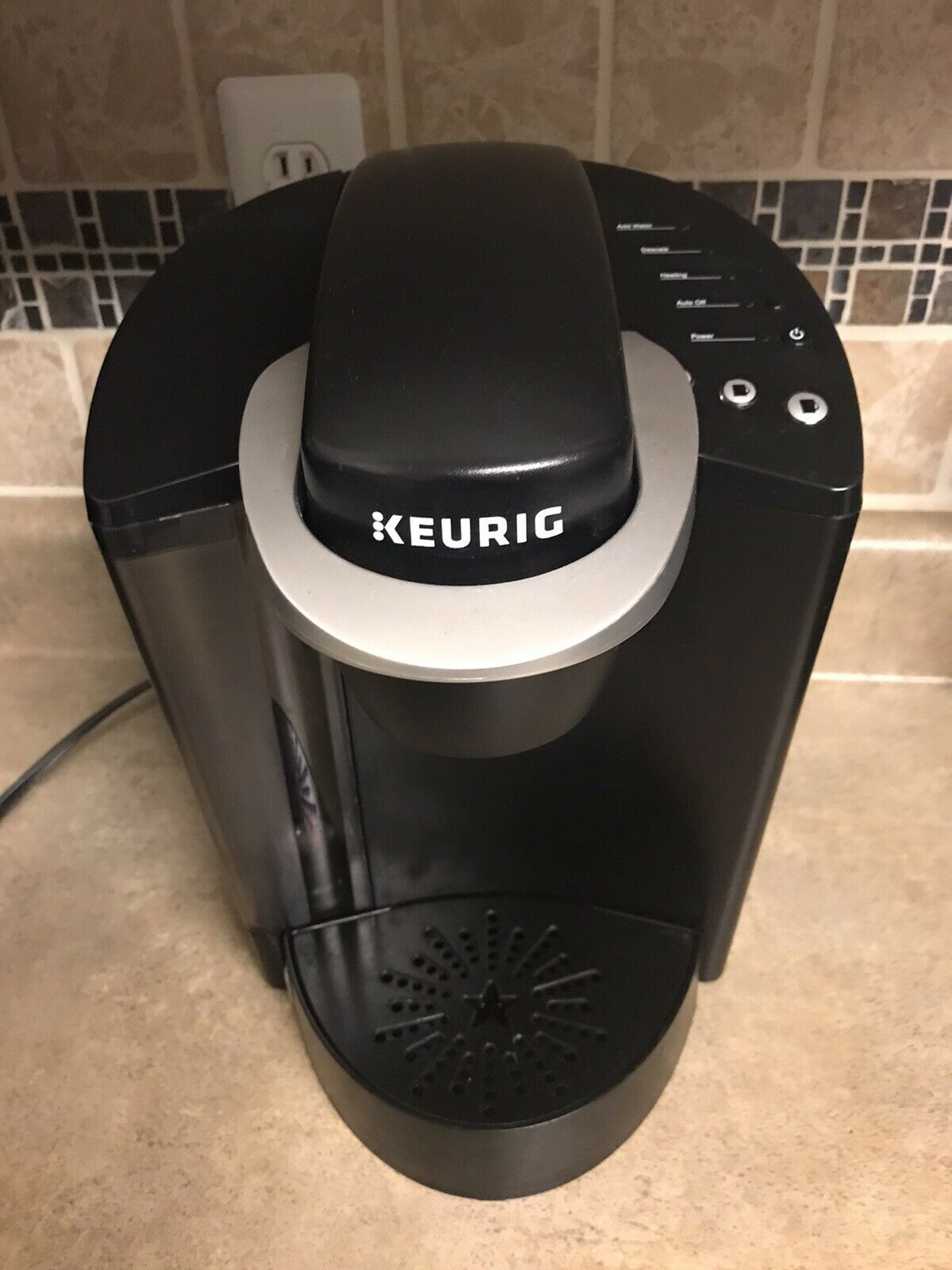 Details about Keurig Single Cup Brewing System Black KCup