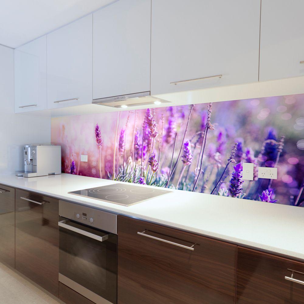 Romantyczne wspomnienie wakacji w Twojej kuchni. kitchen glass ...