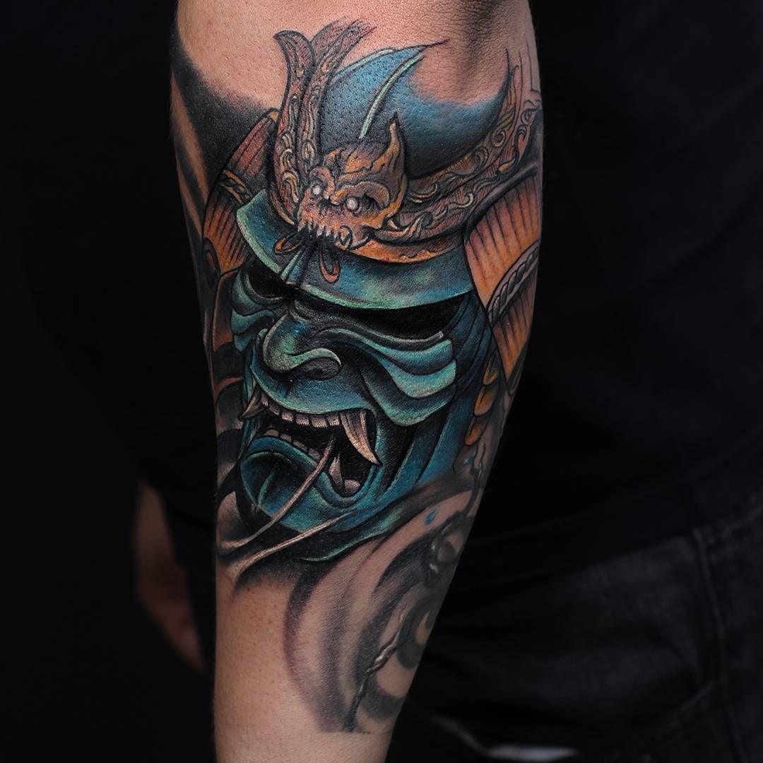 Resultado De Imagem Para Guerreiro Tattoo Samurai Tattoo