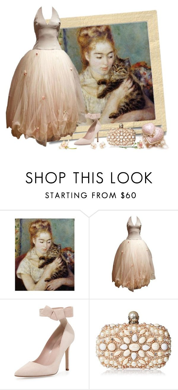 """""""Untitled #475"""" by whiteflower7 ❤ liked on Polyvore featuring Vera Wang, Kate Spade and ALDO"""