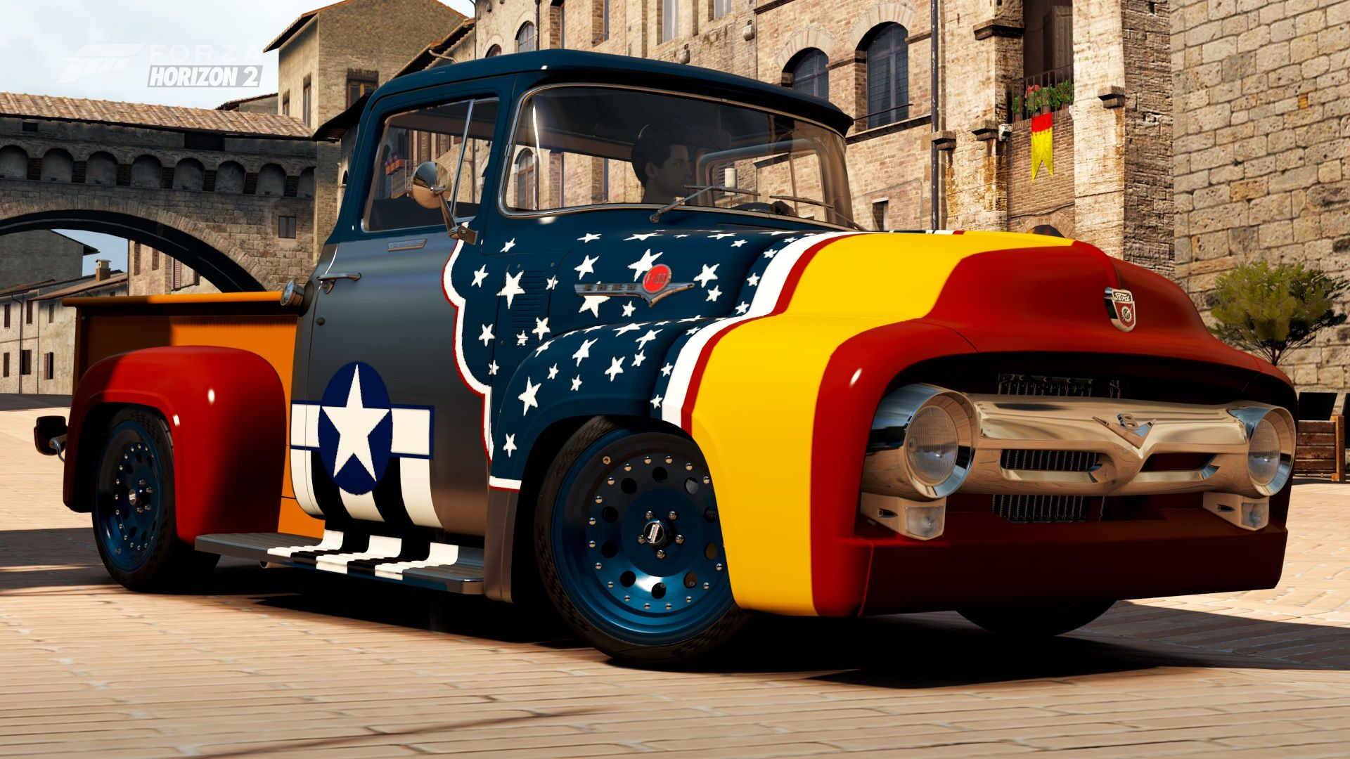 1954 Ford F100 Pickup Truck All About The Paint Job 4x2 Pick