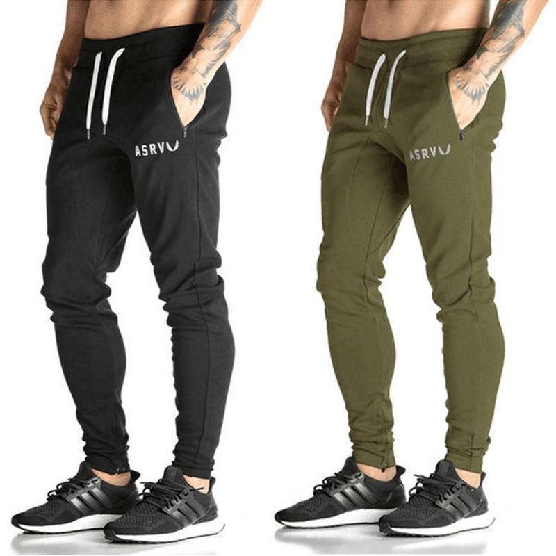 Men/'s Pants JUST DO IT Brand Joggers Tracksuit Sportswear Fitness Trousers