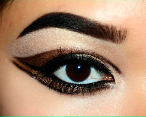 Information About Ancient Egyptian Eye Makeup Tutorial At Dfemale