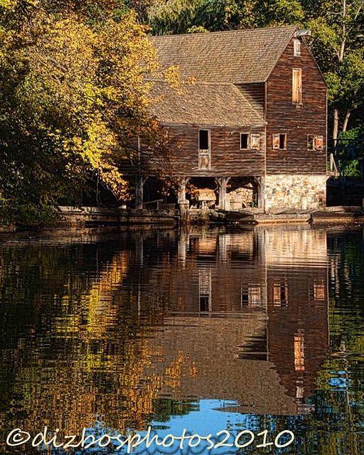 Philipsburg Ny: The Mill, Phillipsburg Manor, Sleepy Hollow NY