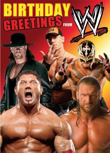 Official wwe birthday card with recorded message for the https official wwe birthday card with recorded message for the https bookmarktalkfo Image collections