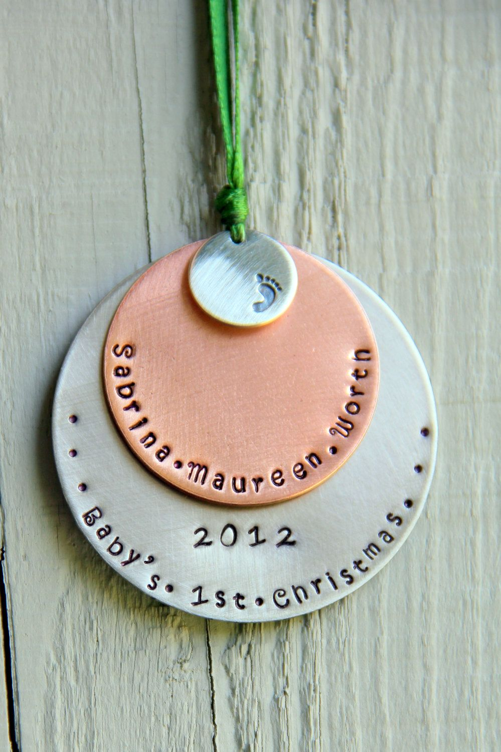New baby christmas ornament - Baby S First Christmas Ornament 1st Christmas New Baby Holiday Ornament Holiday Baby