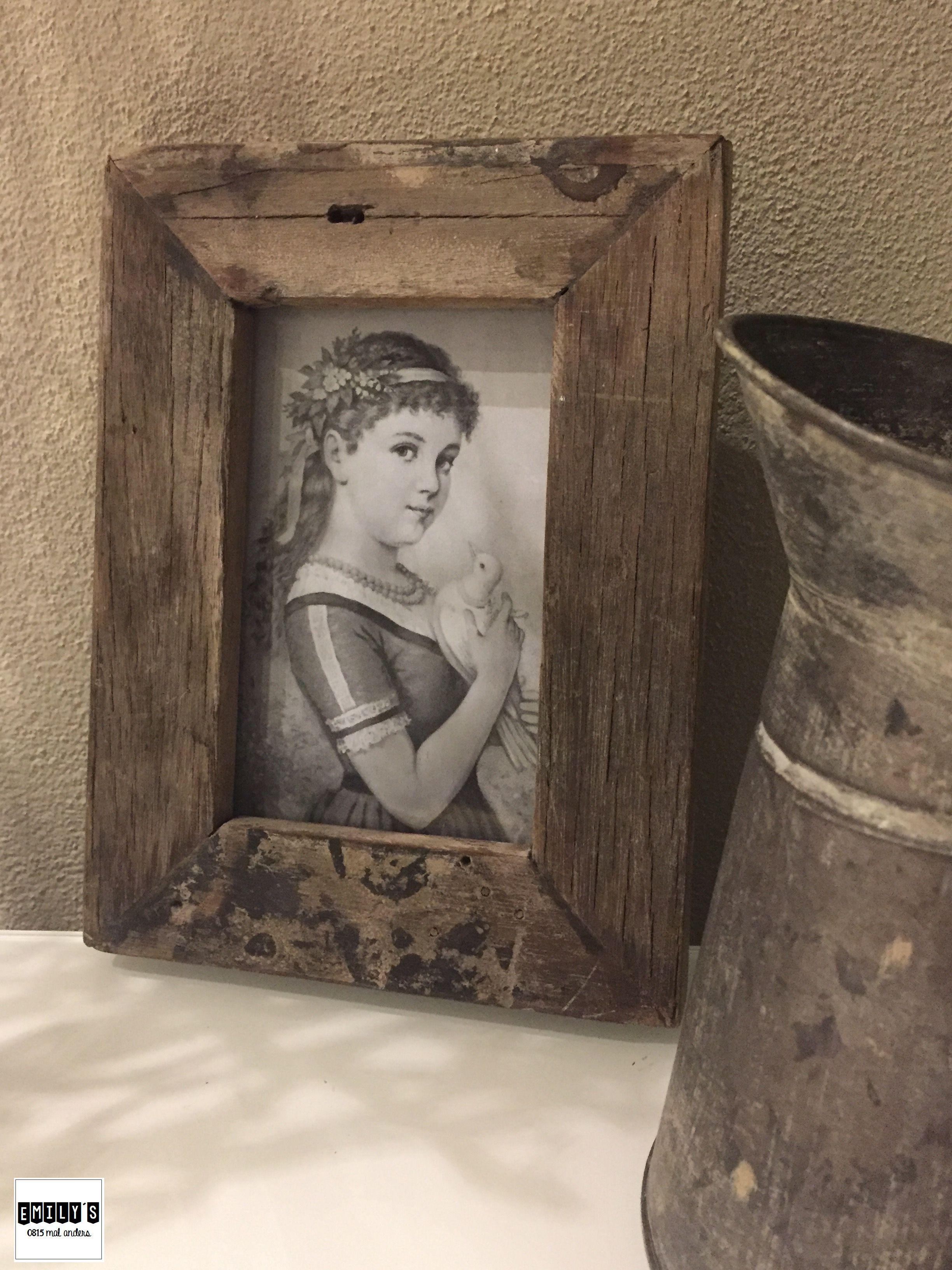 Details zu Bilderrahmen Altholz 16 x 21 cm NEU Vintage Shabby Chic ...