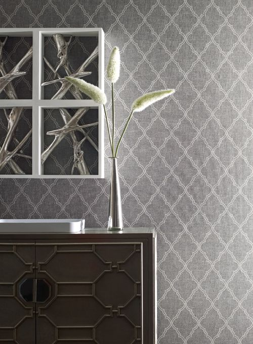 ROMANCE | YORK WALLCOVERING-CANDICE OLSON CONTRACT | Crown Wallpaper + Fabrics | Toronto, Vancouver & Montreal