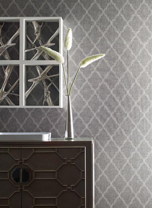 ROMANCE | YORK WALLCOVERING-CANDICE OLSON CONTRACT | Crown Wallpaper + Fabrics | Toronto, Vancouver & Montreal