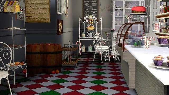 Stars Hollow Luke S Diner Taylor Soda Shoppe Completed Lukes Diner Diner Home Decor