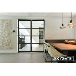 Double steel door (Left) – 2315x1859mm – Skygate – Door