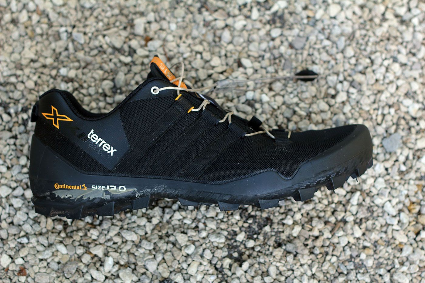 Review: Adidas Outdoor Trail Shoe With 'Mountain Bike' Sole